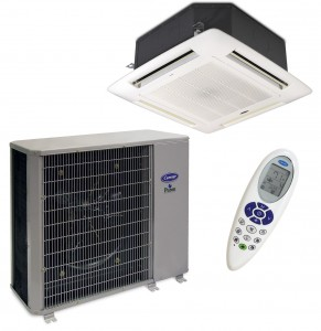 Ductless AC Systems