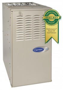 New Furnace in the San Gabriel Valley